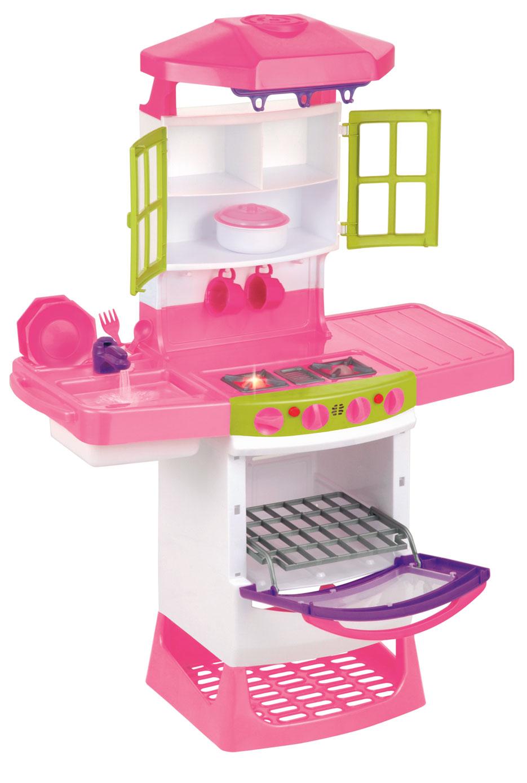 Cozinha M Gica Super Eletr Nica Magic Toys